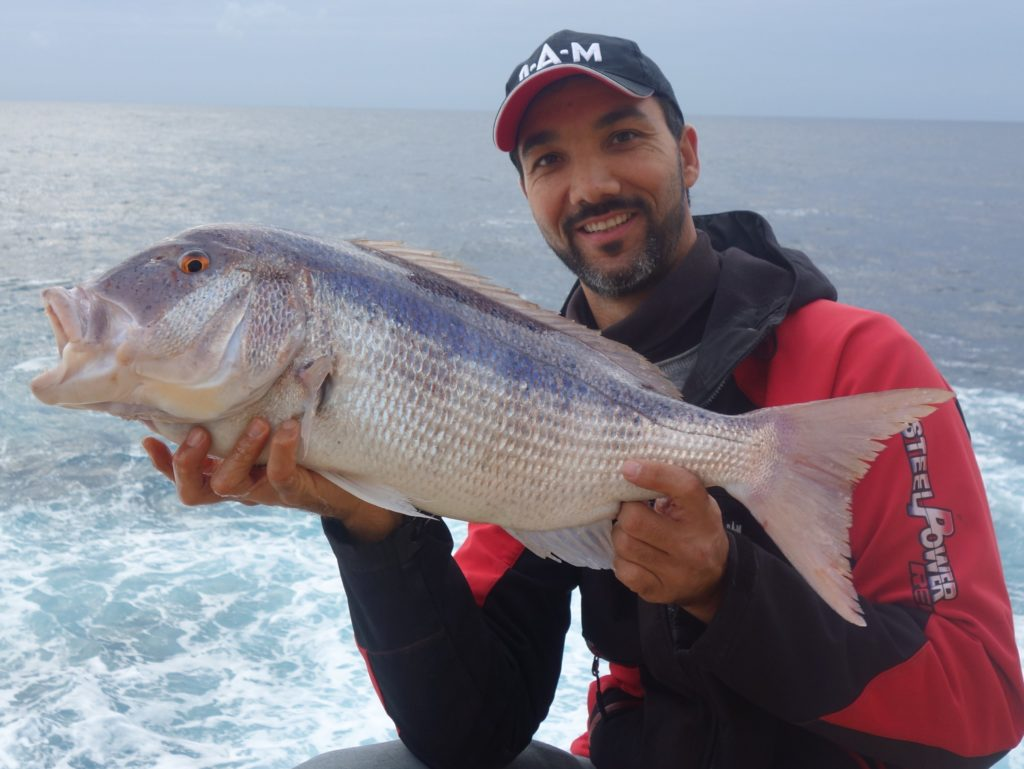 peche denti shore jigging