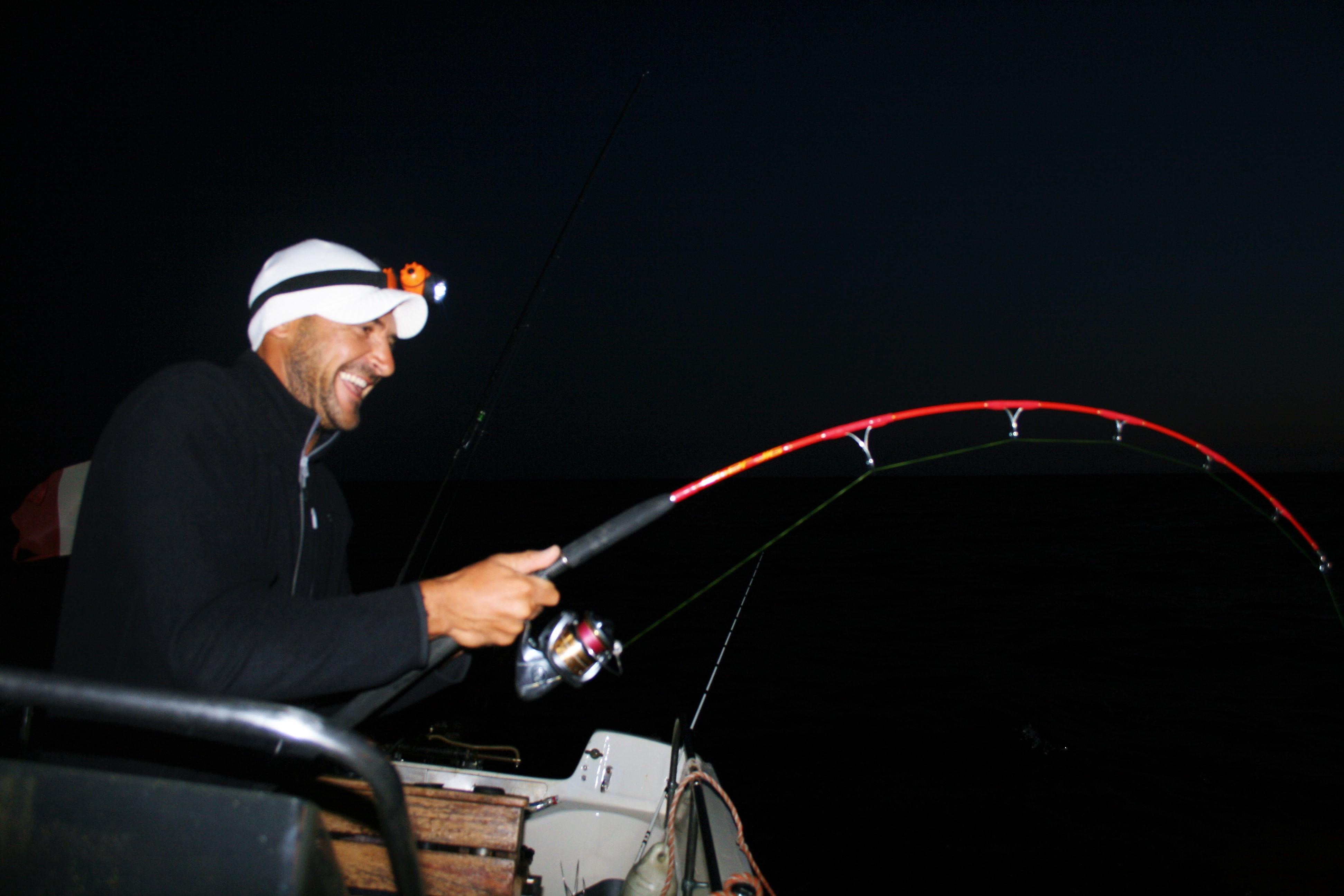 peche nuit barracuda hyeres